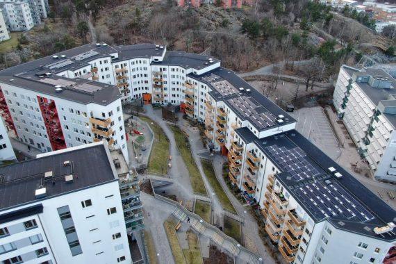 Projektas Stokholmo centre
